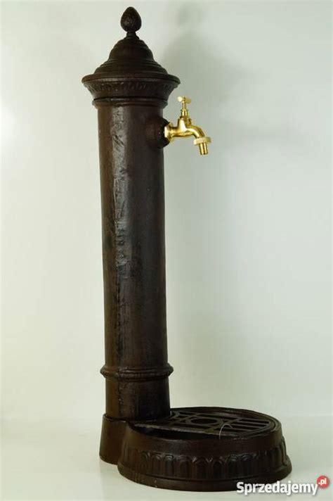 Kran Hydrant 蟒eliwny hydrant ogrodowy uj苹cie wody wylewka kran giza蛯ki