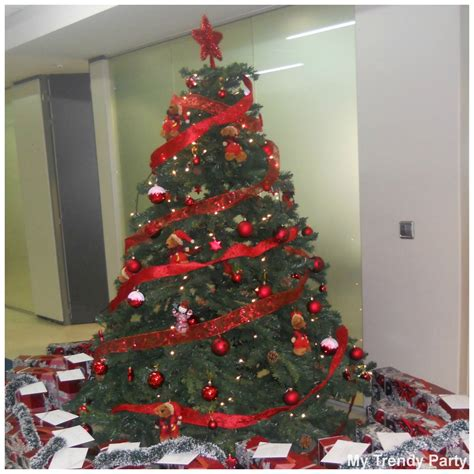 como decorar tu arbol de navidad my trendy party
