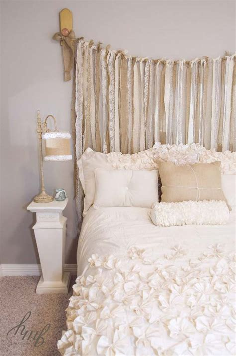 headboard ideas to make distinctive yet superb diy headboard ideas to make a bed