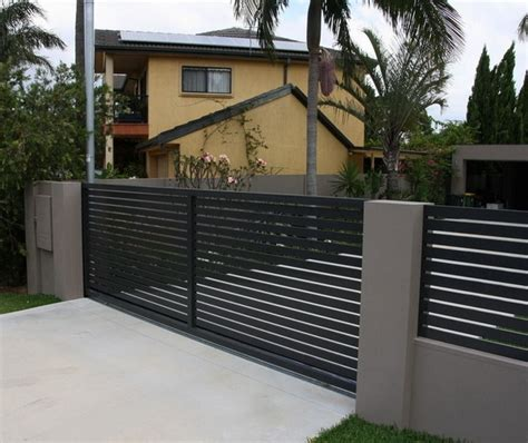 awesomely well designed gates for modern house abpho