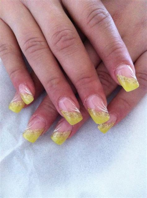Deco Ongle Uv by Extensions D Ongles Avec Gel Uv For Hair Nails