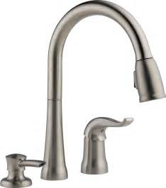Moen Vs Delta Kitchen Faucets Pull Down Kitchen Faucet With Magnetic Sprayer Dock Best