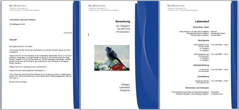 Bewerbung Formatvorlage by Bewerbungsvorlagen Word 2010