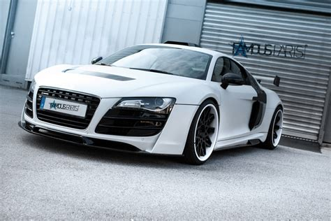 Audi Ph Nixsee by Audi R8 White By Prior Design Parts