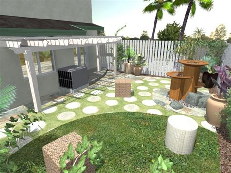 free backyard makeover front yard back yard designed by andriy ponomarenko