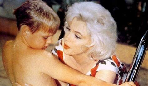 marilyn monroe s mother happy birthday marilyn monroe here she is as a mom