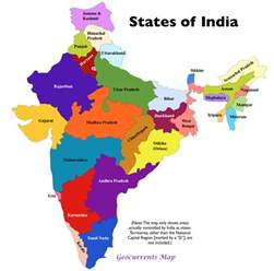 new maps of india and of the indian economy geocurrents