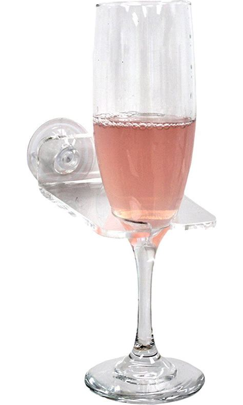 suction cup wine glass holder for bathtub 1000 ideas about bathtub wine glass holder on pinterest