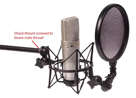 how to a to stand how to attach bluebird mic to stand gearslutz pro audio community