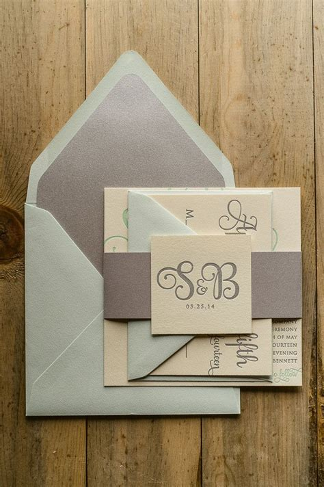 Wedding Invitation Suite Packages by Adele Suite Styled Package
