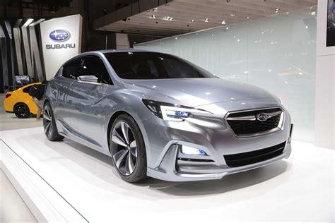 concept car subaru impreza concept motorbox next subaru impreza previewed by new concept