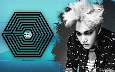 wallpaper kai exo k exo k kai s overdose wallpaper by rizzie23 on deviantart