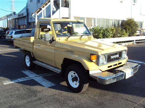 land cruiser pickup 1998 toyota land cruiser pick up 1988 used for sale