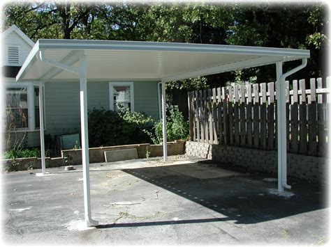 Free Standing Aluminum Patio Covers