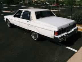 1985 For Sale 1985 Pontiac Parisienne Brougham For Sale