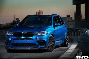 Bmw X5m Blue Bmw X5 M By Ind Distribution