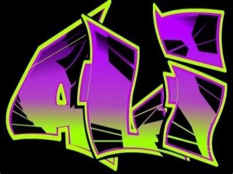 graffiti writing ali crackberrycom