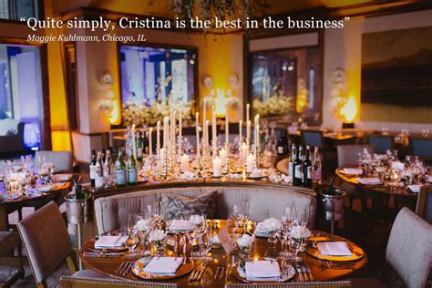 Mba Event Planning New York by Wedding Planner Nyc Cristina Verger Event Planning