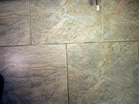 Bathroom Grout Discolored Grout Discoloration Floor Detectivefloor Detective