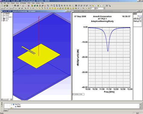 layout animation parameters ansoft hfss ansys hfss file extensions