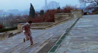 Rocky Movie Stairs by Just A Flesh Wound Life With Jess