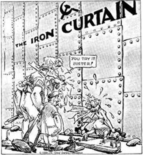 iron curtain churchill social studies cold war curation on pinterest cold war