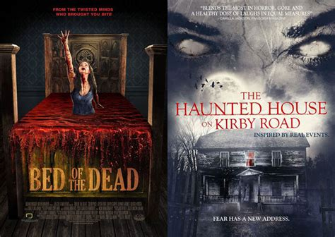 The Haunted House Of Kirby Road bed of the dead and the haunted house on kirby road set for summer 2017 uk home release