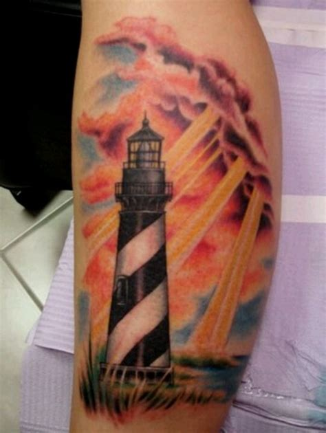 lighthouse tattoos designs 1000 ideas about lighthouse tattoos on