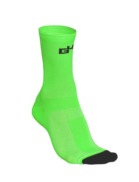 neon cycling bundle neon socks