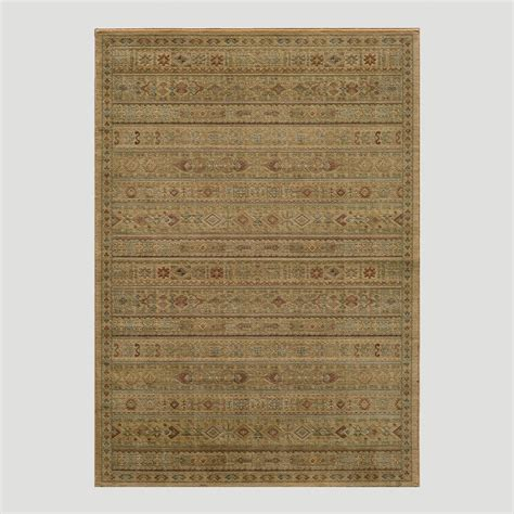 rugs world market ivory striped rug world market
