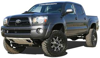 Toyota Tacoma Lift Kits Toyota Tacoma Lift Kits Tuff Country Ez Ride