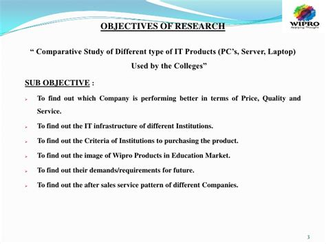 Mba To Ma Nh Line by Ppt On Wipro Sip
