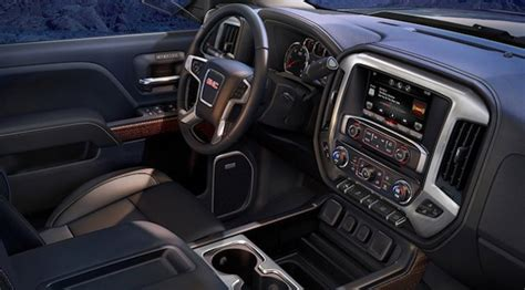 Gm Interiors by Gm To Differentiate Interiors On Next Generation Size