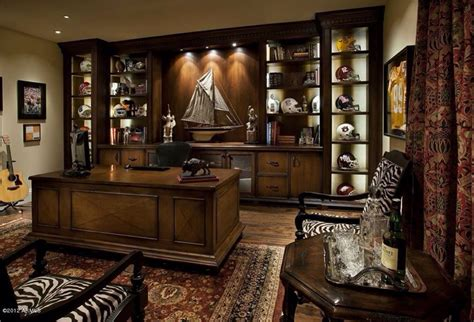 sports home decor home office sports memorabilia cabinetry and storage