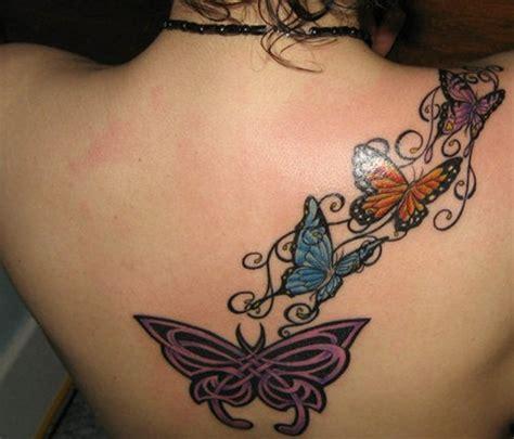 imagenes mujeres mariposas mariposas entrelazadas tatuajes para mujeres