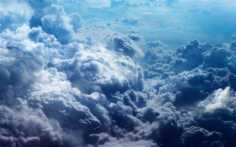 wallpaper blue cloud clouds landscapes nature trippy skyscapes 1600x1000