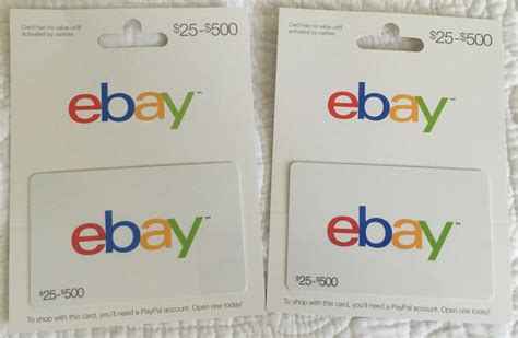 5 Ebay Gift Card - free clear membership 5 off 50 ebay gift cards kia nissan test drive update 1
