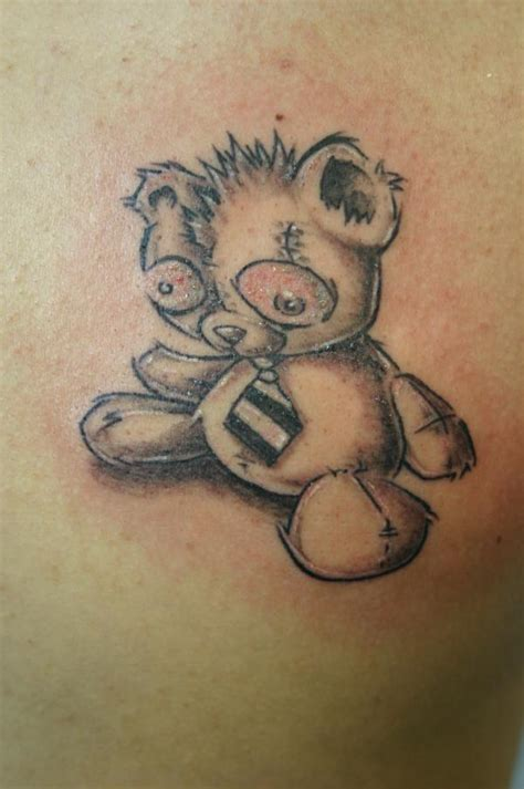 small teddy bear tattoos tattoos and designs page 135