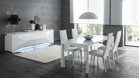 modern dining room set modern durable oval diningroom table native home garden