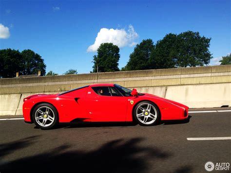 New Enzo Ferrari by Ferrari Enzo Ferrari 4 October 2016 Autogespot