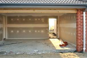 Typical Garage Size The Average Cost Per Square Foot Of A Concrete Garage