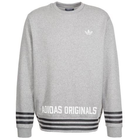 adidas originals street graphic crew sweatshirt herren