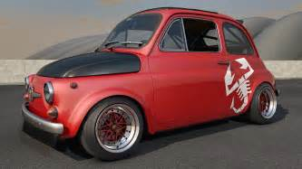 Fiat 595 Abarth 1968 Fiat Abarth 595 By Samcurry On Deviantart