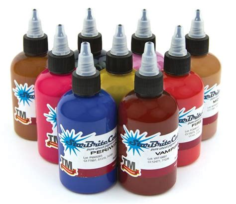Tattoo Ink Wholesale | starbrite tattoo ink wholesale tattoo supplies