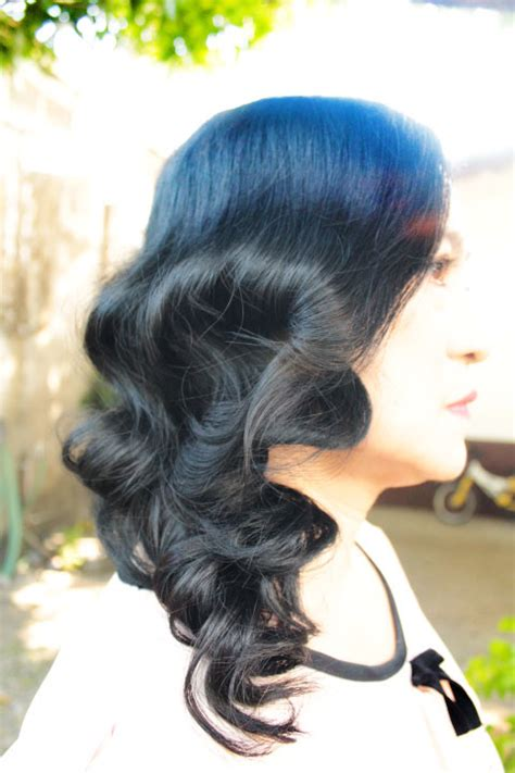 no heat waves for short hair beautyklove no heat curls waves for short to medium