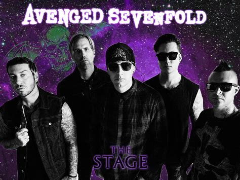 Avenged Sevenfold The Stage avenged sevenfold wallpaper the stage best hd wallpaper