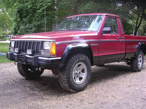lifted jeep comanche 1989 jeep comanche lifted car interior design