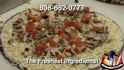 call table pizza table pizza lahaina hawaii call 808 662