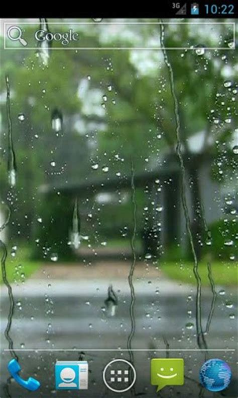 live rain themes download download rain animated live wallpaper for android by vip