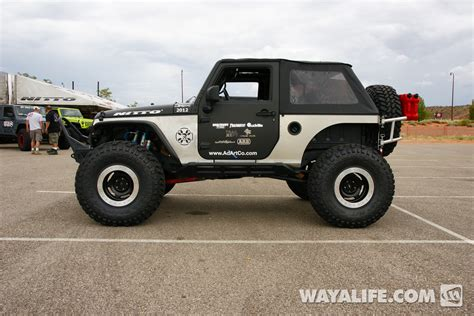 badass 2 door jeep ad art s stretched 2 door jk